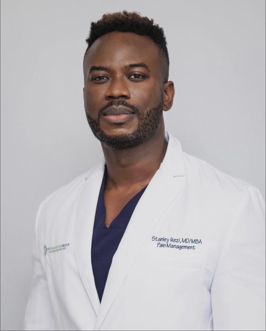 Dr. STANLEY IKEZI